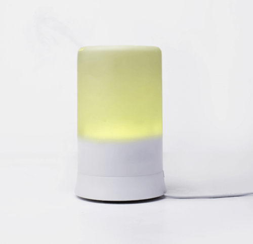 מפיץ ריח חשמלי צהוב